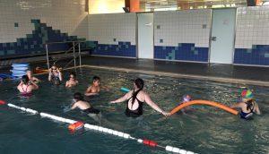 TVG-Schwimmkurs