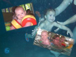 Babyschwimmkurs beim TVG