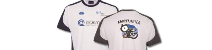 Kampfrichter-T-Shirt