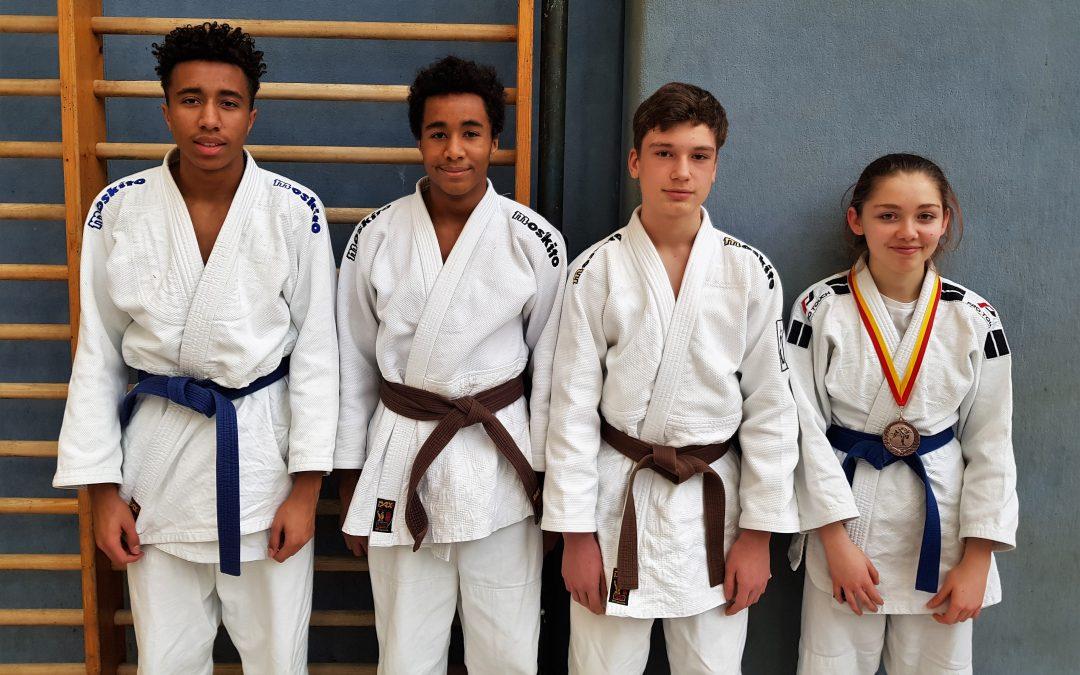 Lukas Ditengou wird Badischer Meister U18 !!