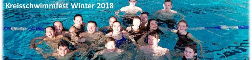 Kreisschwimmfest Winter 2018