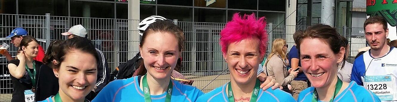 Volleyball – Gufi-Team beim Marathon