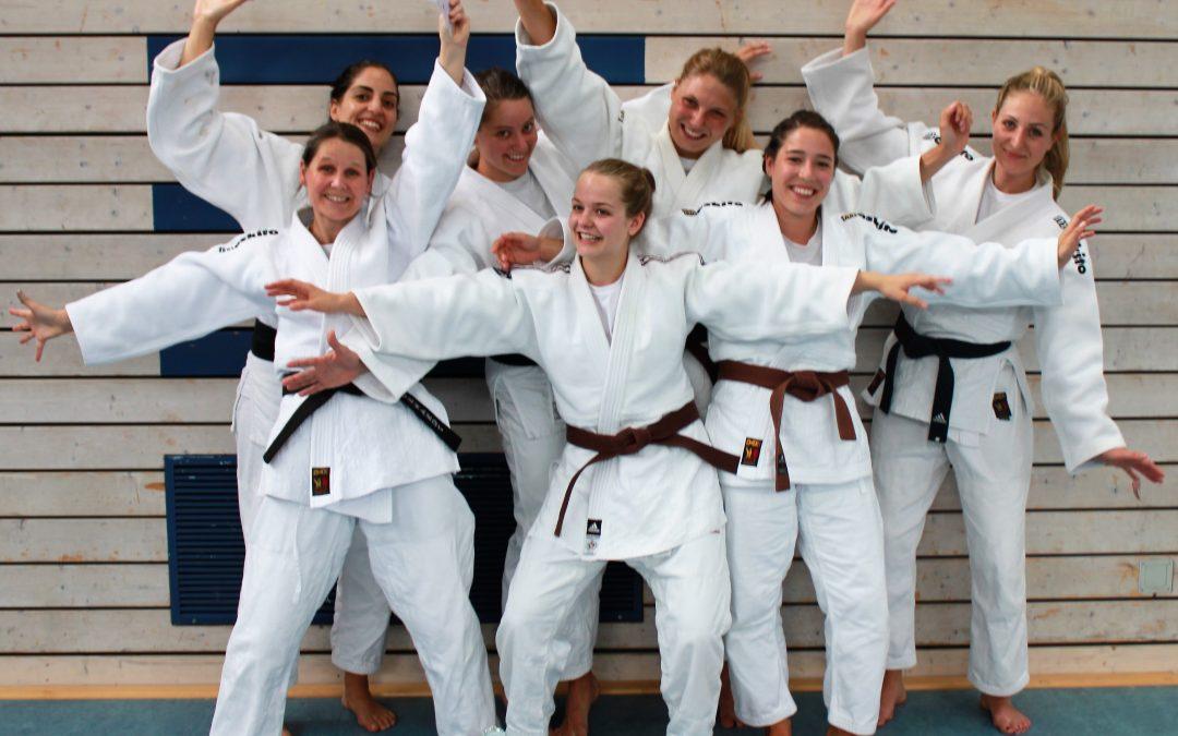 2. Platz in der Judo Verbandsliga