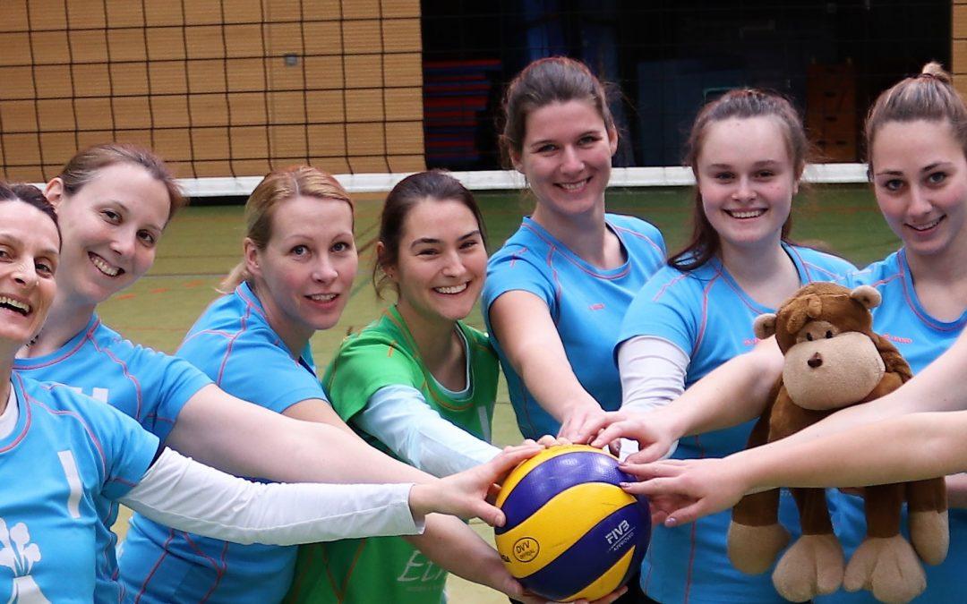 Volleyball- Letzter Heimspieltag