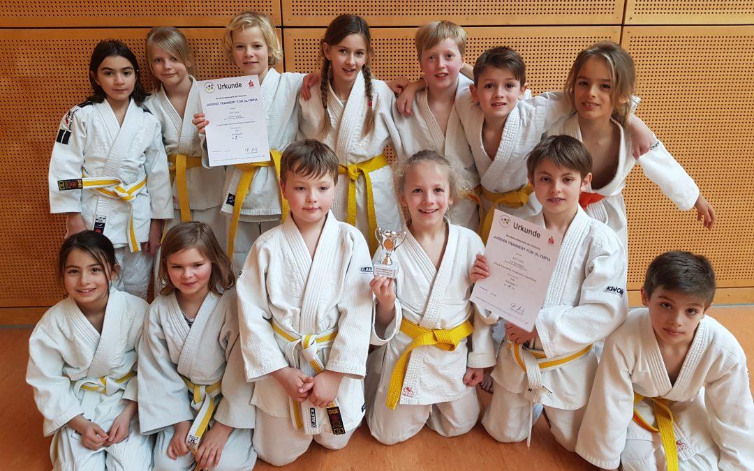 TVG05 Judoka qualifizieren sich für das Landesfinale