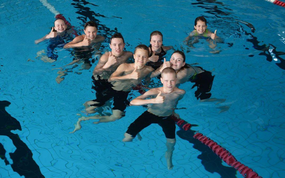 TVG-Schwimmer beim Minara-Cup in Bad Dürrheim