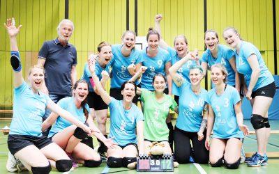 Volleyball- Nächste Saison in der Verbandsliga