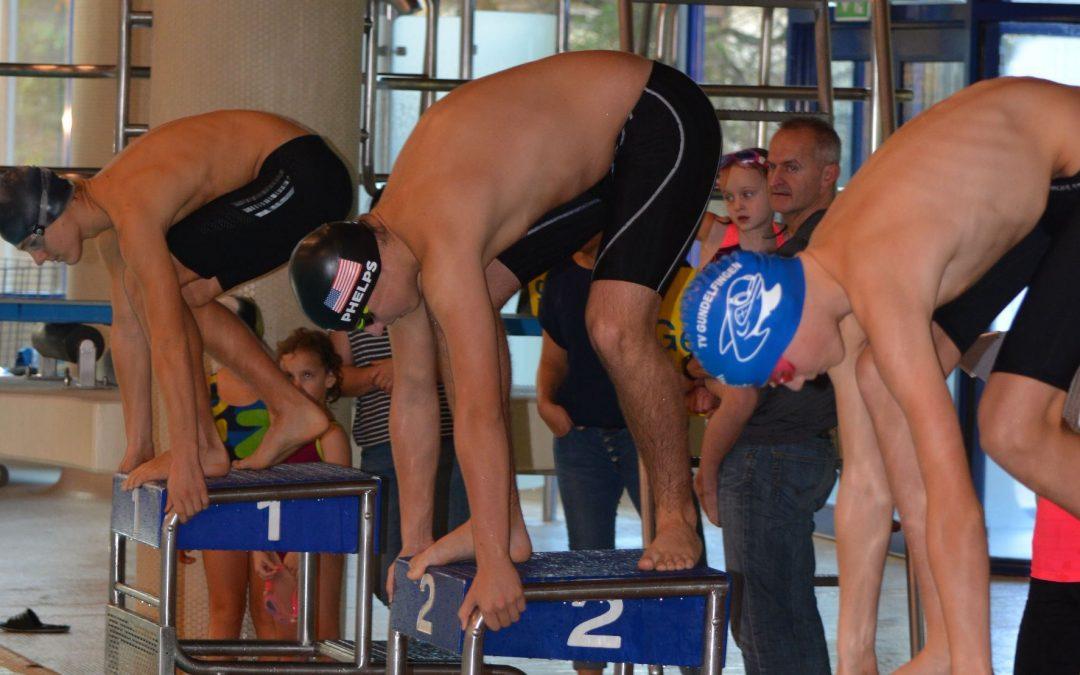 TVG-Vereinsmeisterschaften im Schwimmen 2018