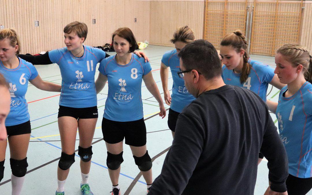 Volleyball – Rückrunde Verbandsliga