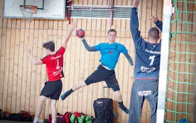 Herren 1 gewinnen in Oberhausen