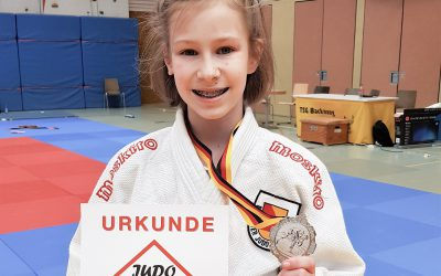 Zoey-Marie gewinnt Silber beim Bundesoffenen Sichtungsturnier