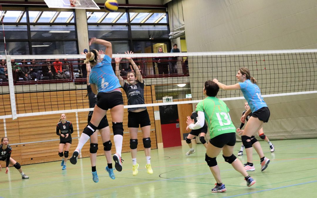 Volleyball-Verbandsliga