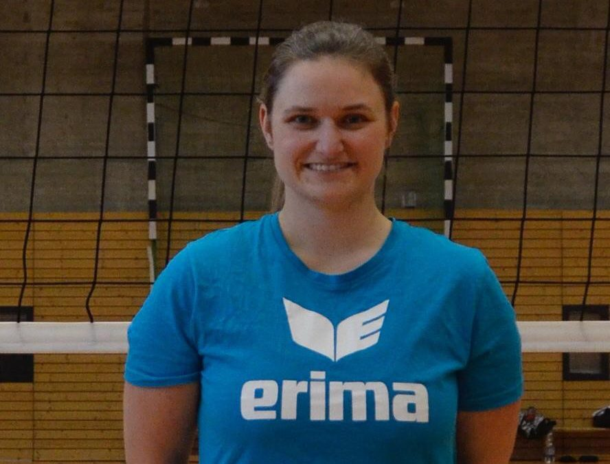 Volleyball – Danke Katharina Rauh