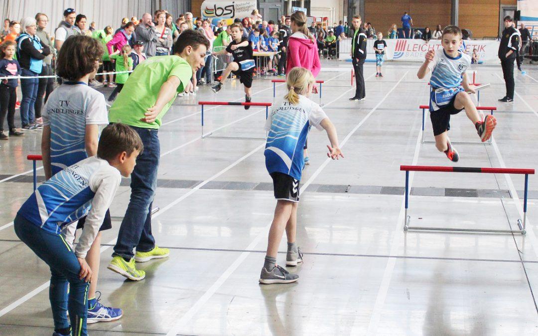 Kinderleichtathletik-Cup Finale und Schülermehrkämpfe