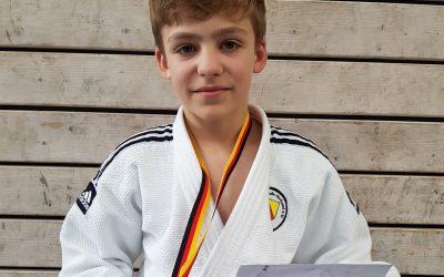 TVG Judoka Joris Schleer gewinnt das ITG Finale 2019 bis 37kg