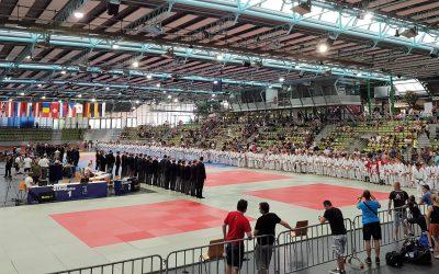 Überragende Wettkampfleistungen der TVG05 Judoka beim 19. Internationalen Glaspalastturnier in Sindelfingen