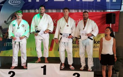 Ziad Allaham holt Bronze beim internationalen Turnier