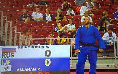 TVG05 Judoka beim Grand Slam in Budapest