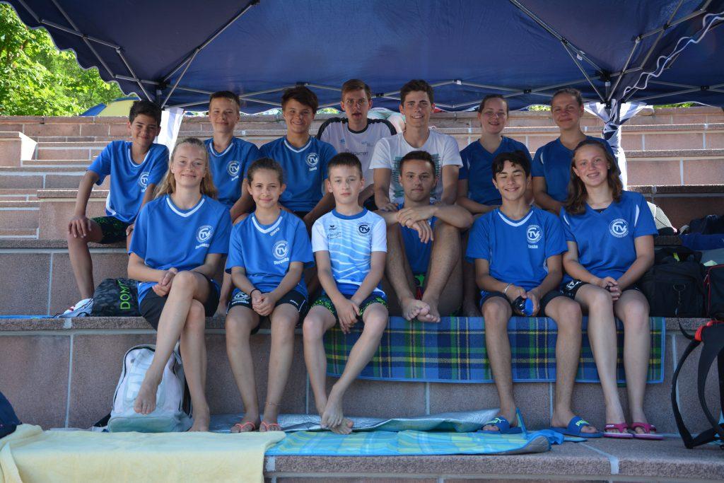 TVG-Schwimmteam Lahr 2019