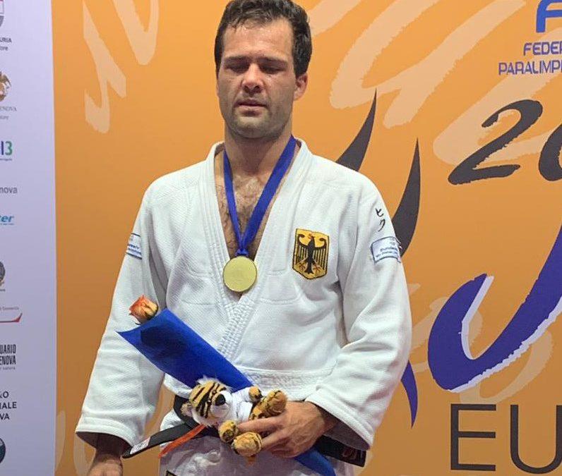 Nikolai Kornhaß wird Judo-Europameister !
