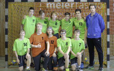 B-Jungs unterliegen in Teningen