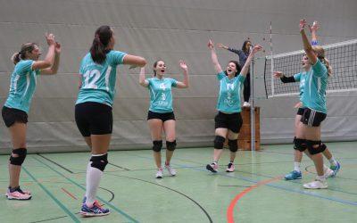 Volleyball – Heimspieltage Damen I