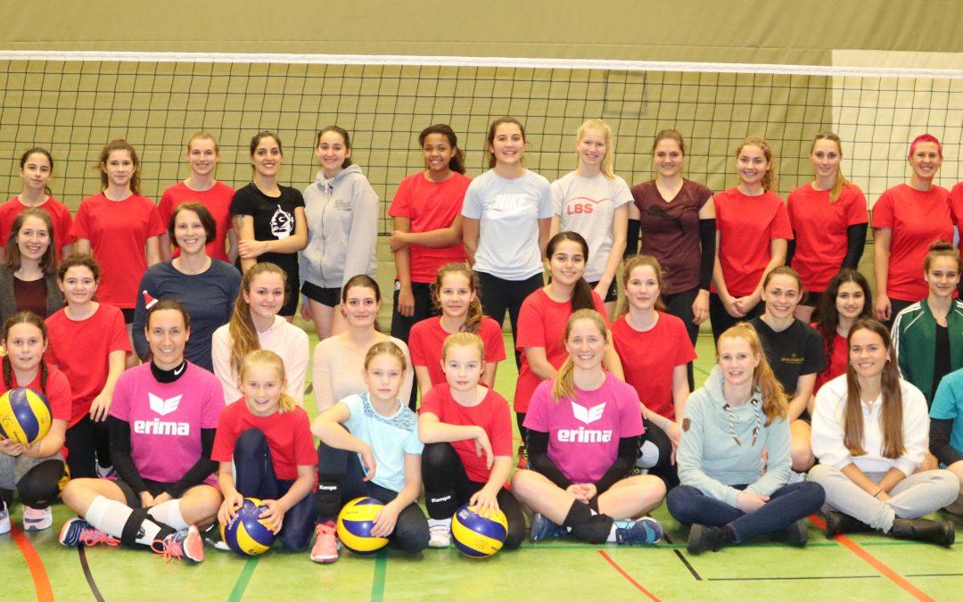 Volleyball – Jahresabschluss