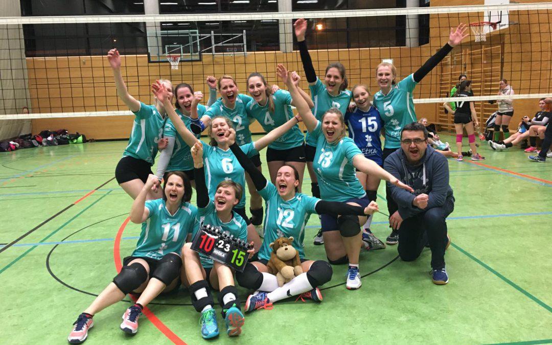 Volleyball – Kampf um die Meisterschaft