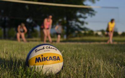 Volleyball – es wird wieder trainiert