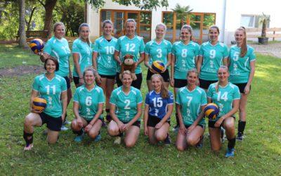 Volleyball – Metzgerei Linders sponsert Vorbereitung