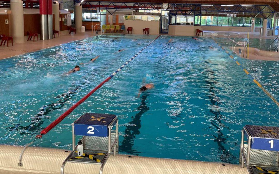 Schwimmabteilung nimmt den Übungsbetrieb wieder auf