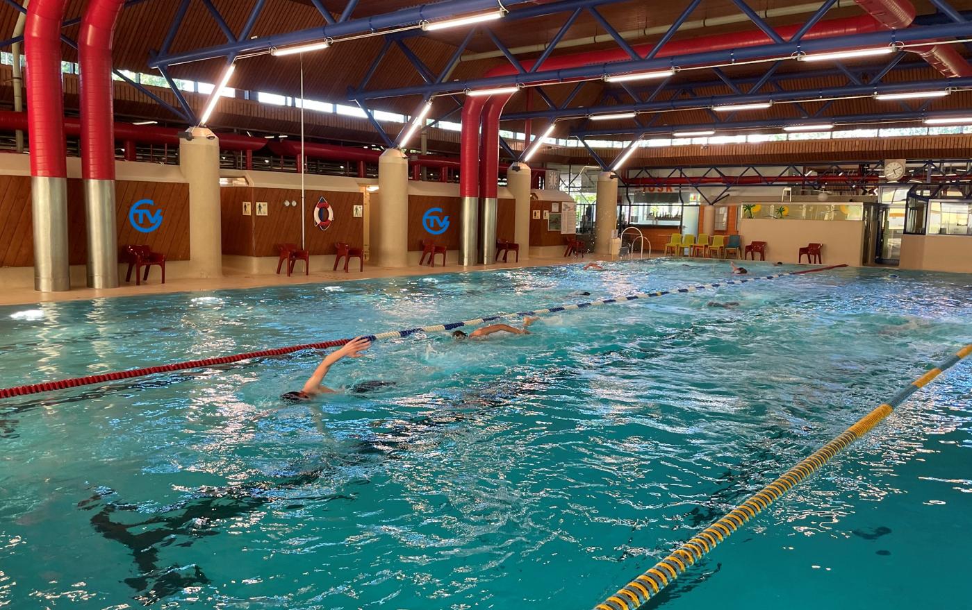 Obermattenbad - Wiederaufnahme Schwimmtraining Juni 2021